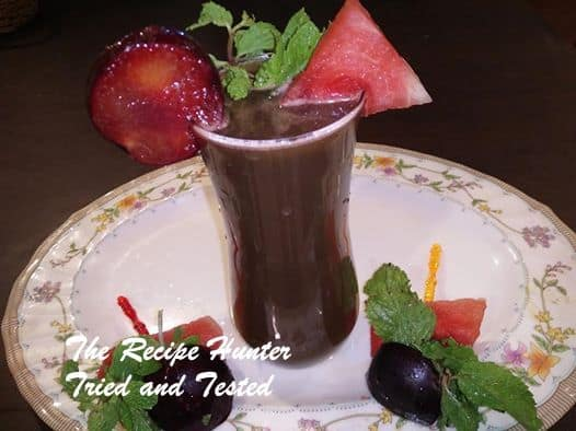 TRH Moumita's Refreshing, Detoxifying Juice