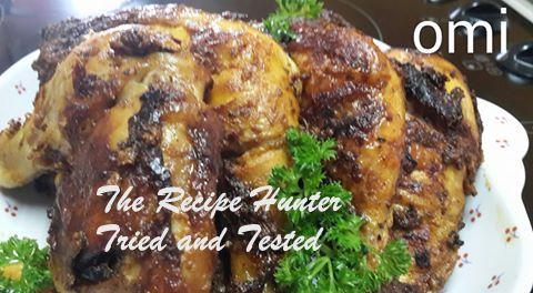 TRH Omi's Chicken Tikka