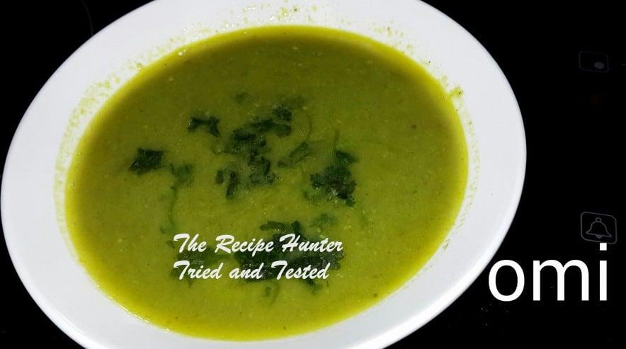 TRH Omi's Green Pea Dholl