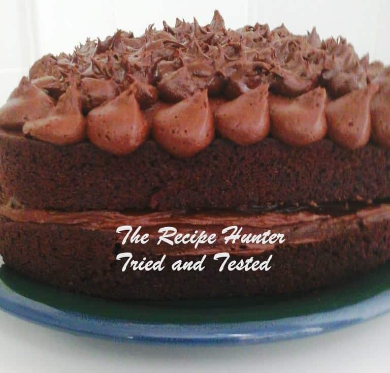 TRH Priscilla's Easy and Delicious Chocolate Cake