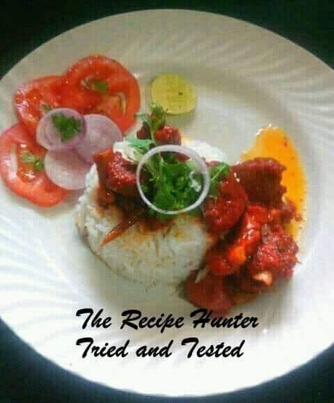 TRH Robin's Achari Chicken Curry