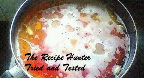 TRH Robin's Semolina Halwa Indian Dish3