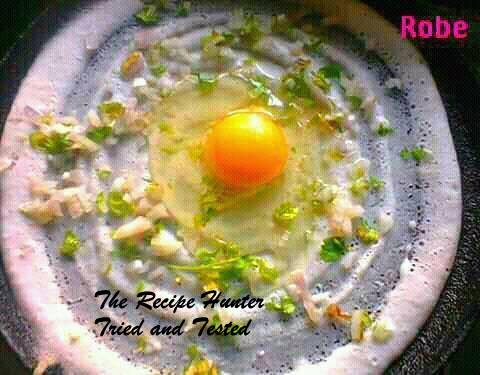TRH Robin's South Indian Breakfast Egg Dosa2