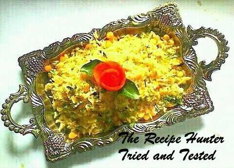 Robin's Sweet Corn Fried Rice
