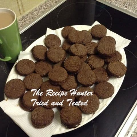 TRH Romany Cream Biscuits