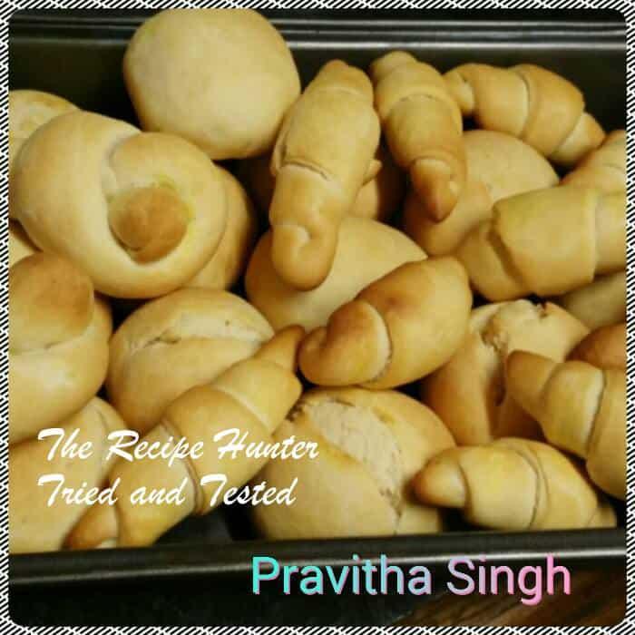 Pravitha's Arabic Dough