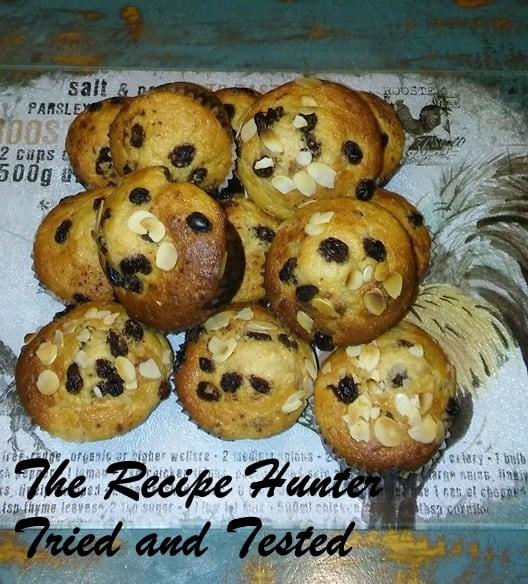 TRH Aneesah's Yougurt muffins