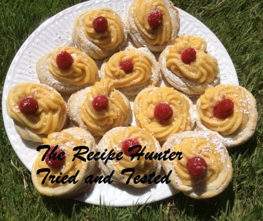 TRH Es's Custard Nests