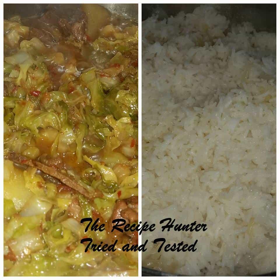 TRH Faye's Cabbage bredie