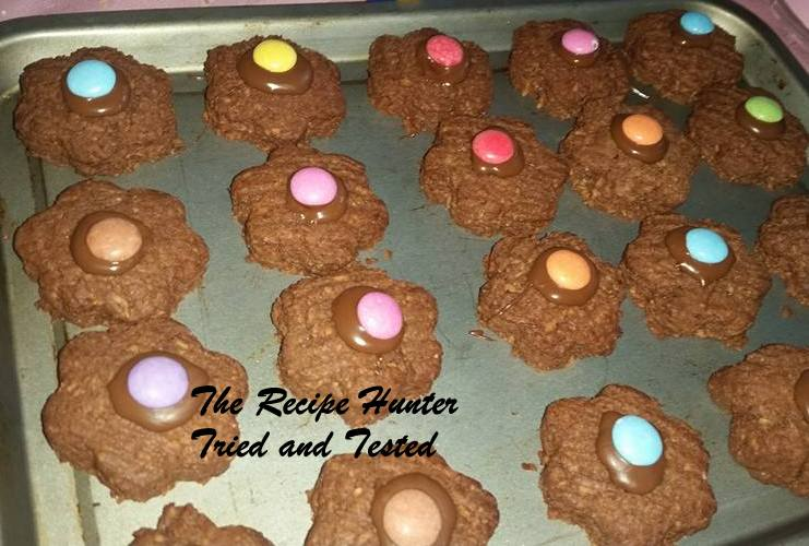TRH Faye's Chocolate biscuits(Romany Creams)