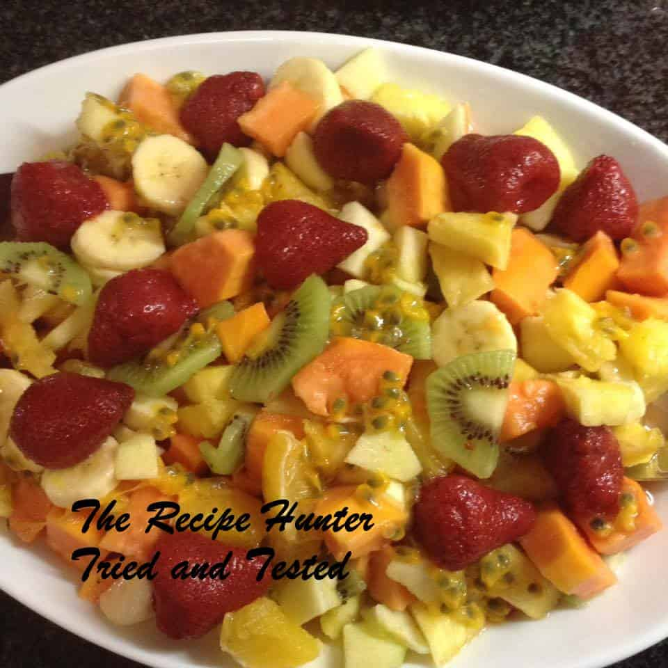TRH Gail's Fruit Salad