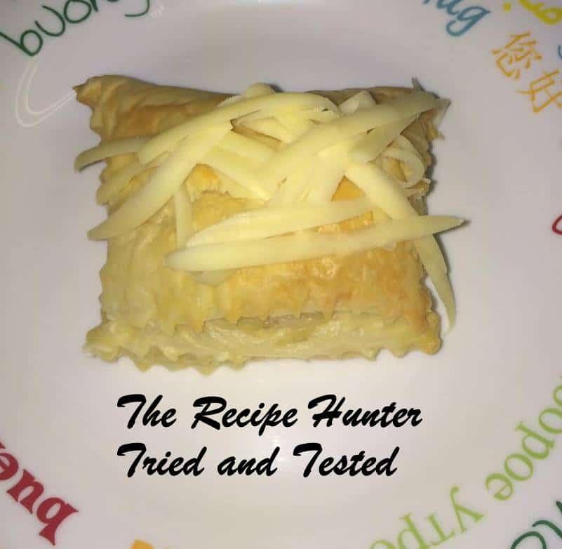 TRH Kamalini's Breakfast Baked pastry2