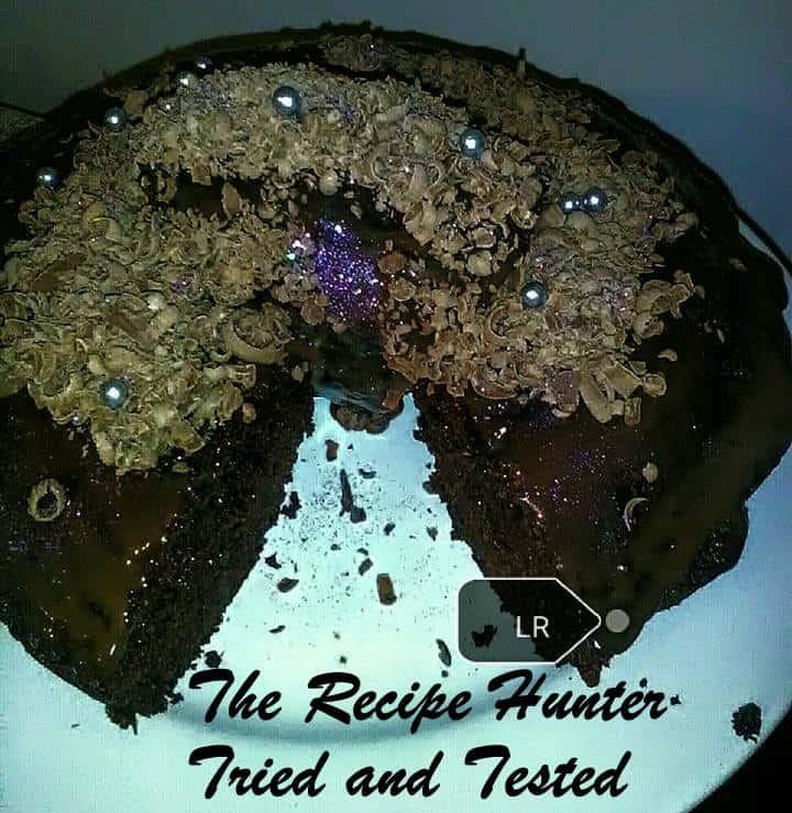 TRH Layne's Chocolate Coffee traybake1