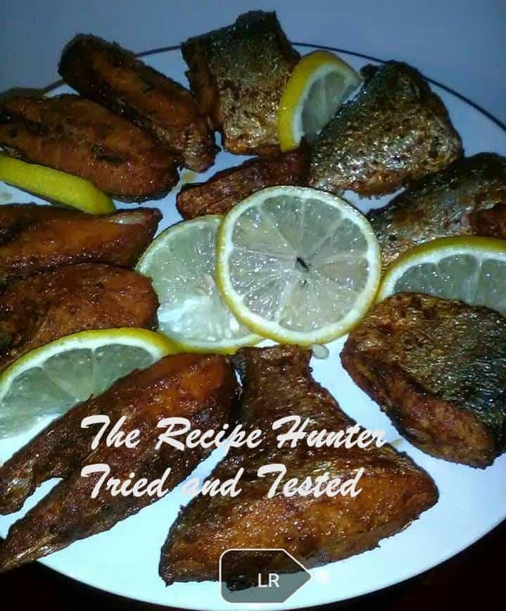 TRH Layne's Fresh fish fried