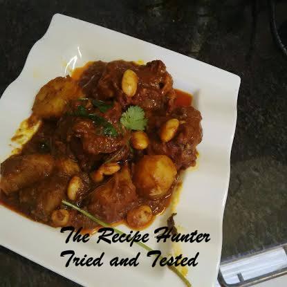 TRH Melanie's Oxtail Curry2