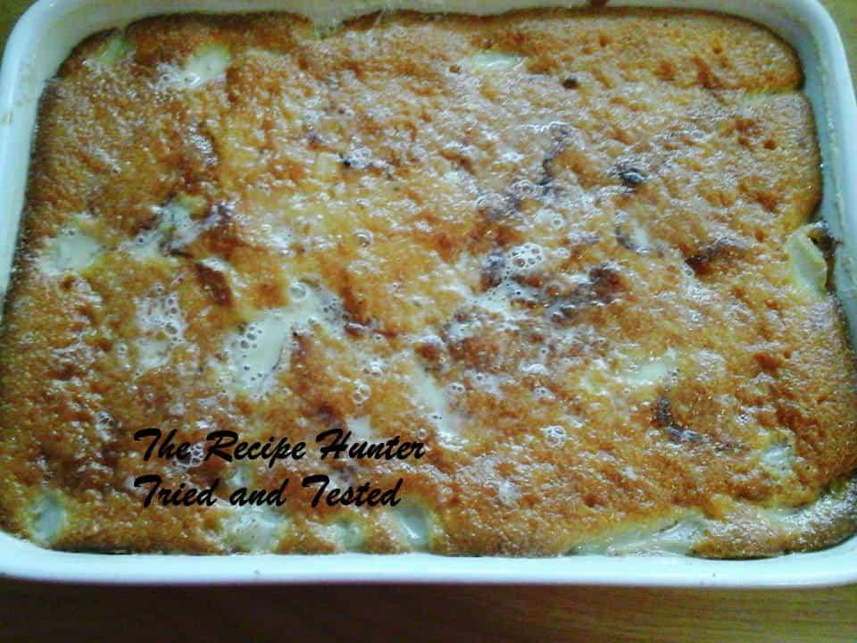 TRH Priscilla's Apple Tart and Caramel Sauce