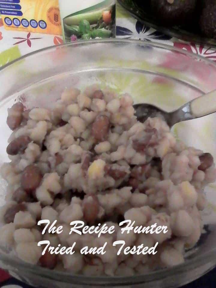 TRH Sadsac's Samp and Beans