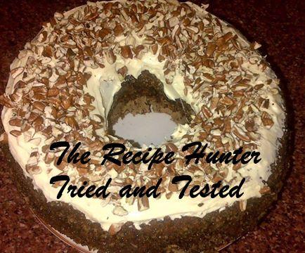 TRH Thilleshni's Carrot cake