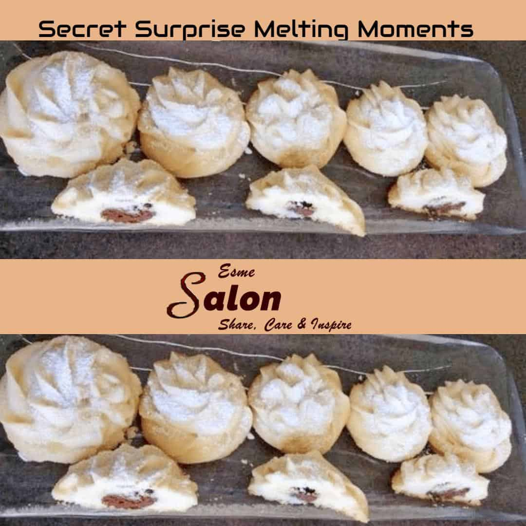 Secret Surprise Melting Moments