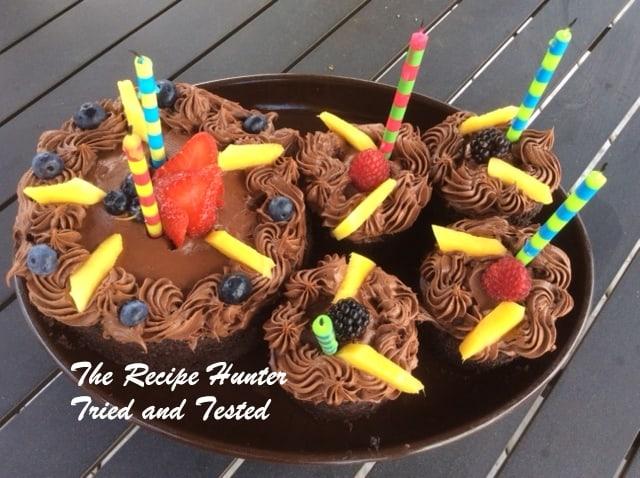Es's Vegan Birthday Cake