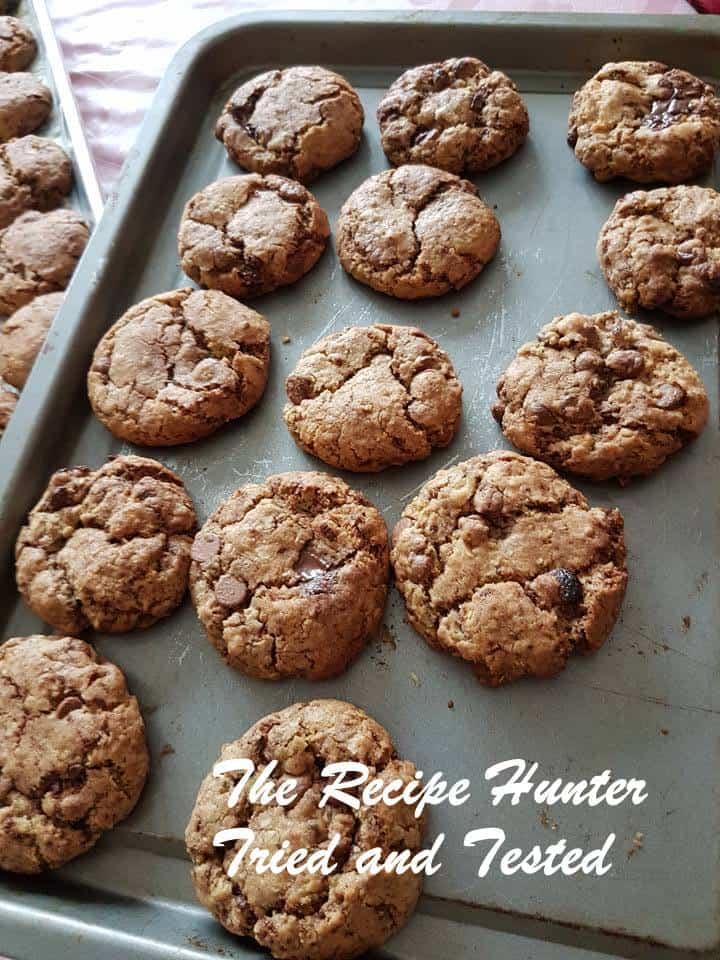TRH Faye's Woolies Choc Chip Cookie