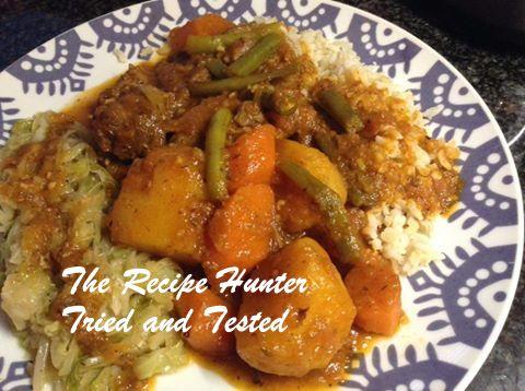 TRH Gail's Lamb Stew Bredie