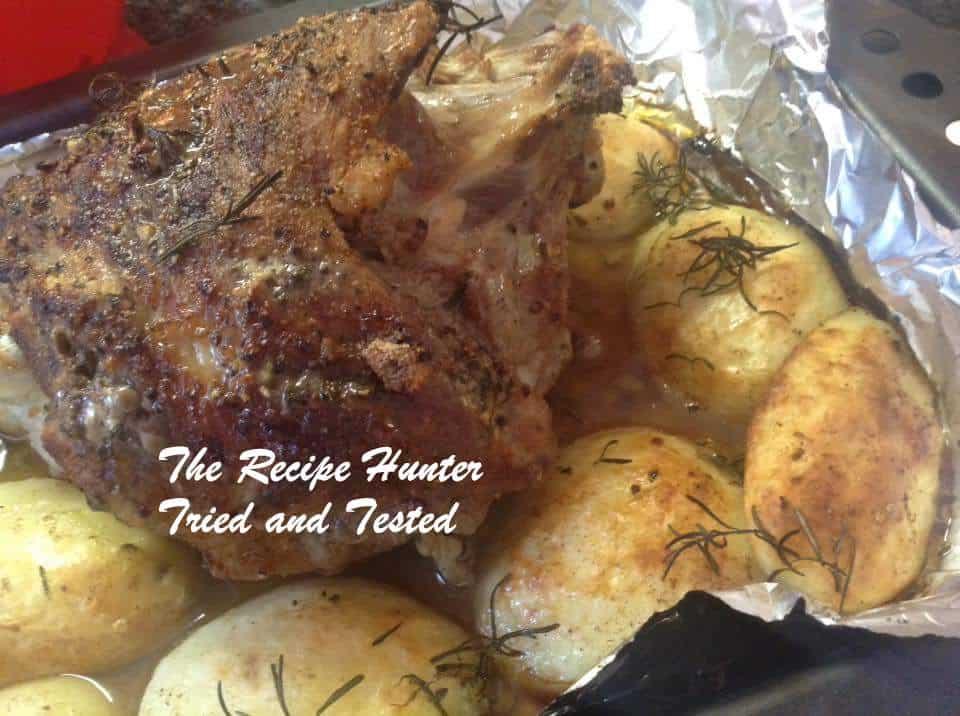 TRH Gail's Roast Lamb
