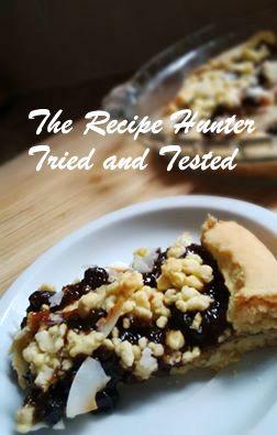 TRH Irene's Fruit Mince Tart