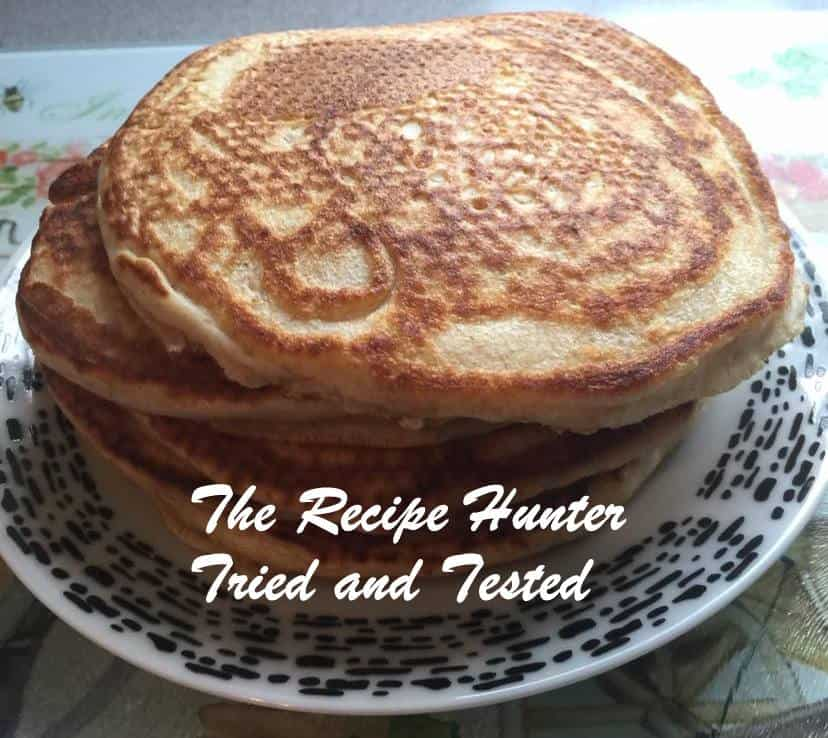 TRH Jasmita Thakersee Fluffy pancakes2