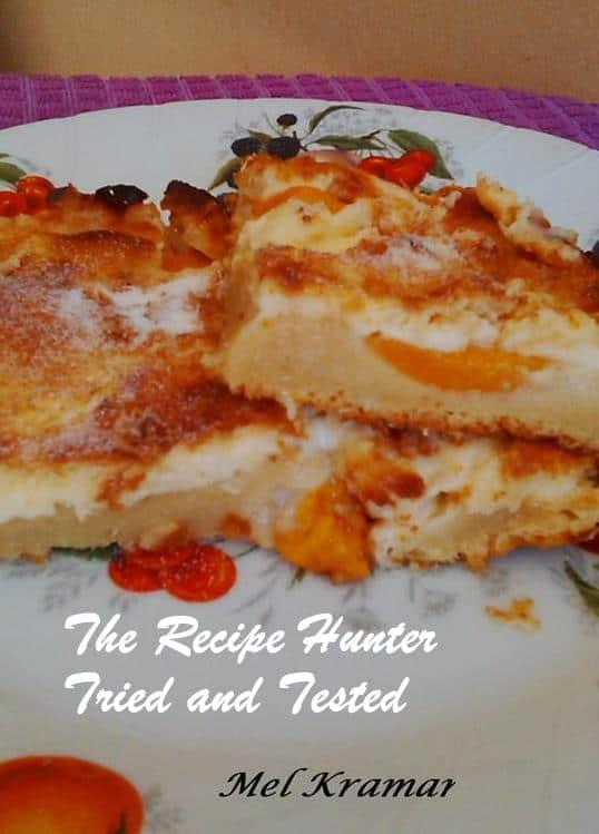 TRH Melanie's Cream Cheese Peach Pie 2