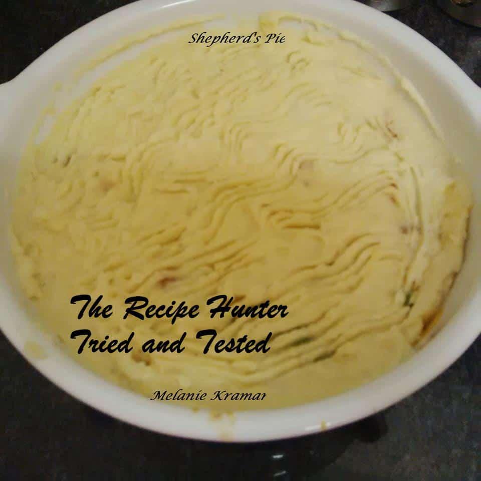 TRH Melanie's Shepherd's Pie1