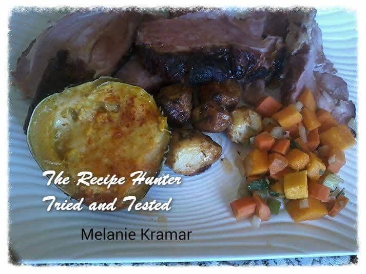 TRH Melanie's Smoked Pork Neck1