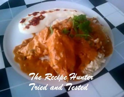 TRH Nazley's Fresh Fish Curry with Coconut milk