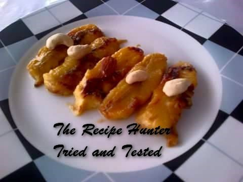 TRH Nazley's Fried Banana