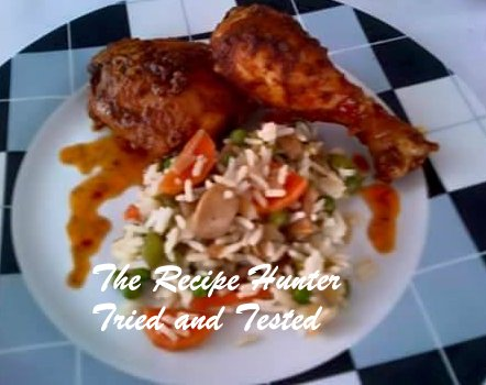 Nazley's Lunch Tandoori Masala chicken
