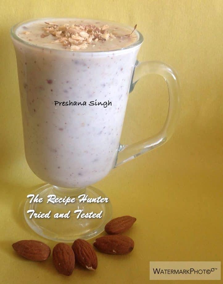 TRH Preshana's Almond Kheer
