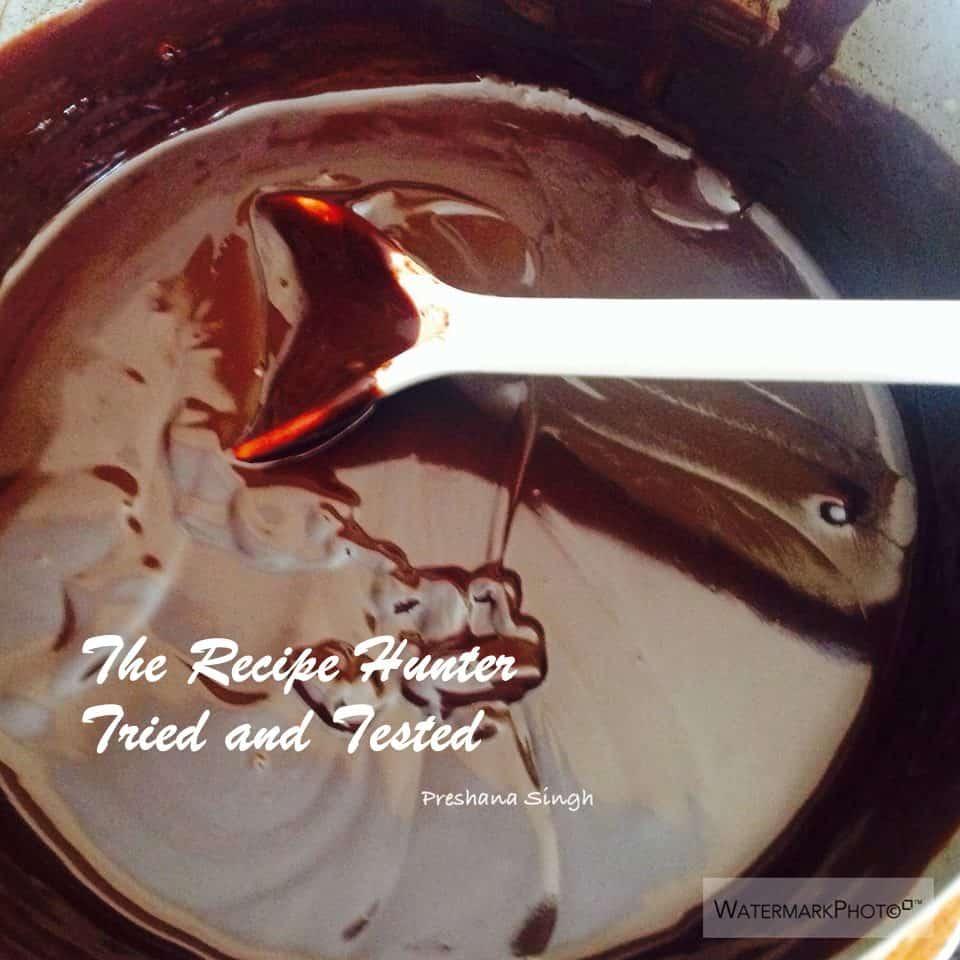 TRH Preshana's Chocolate Ganache
