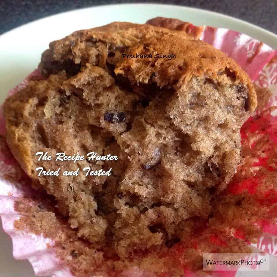 TRH Preshana's Date Paste and Banana muffins2