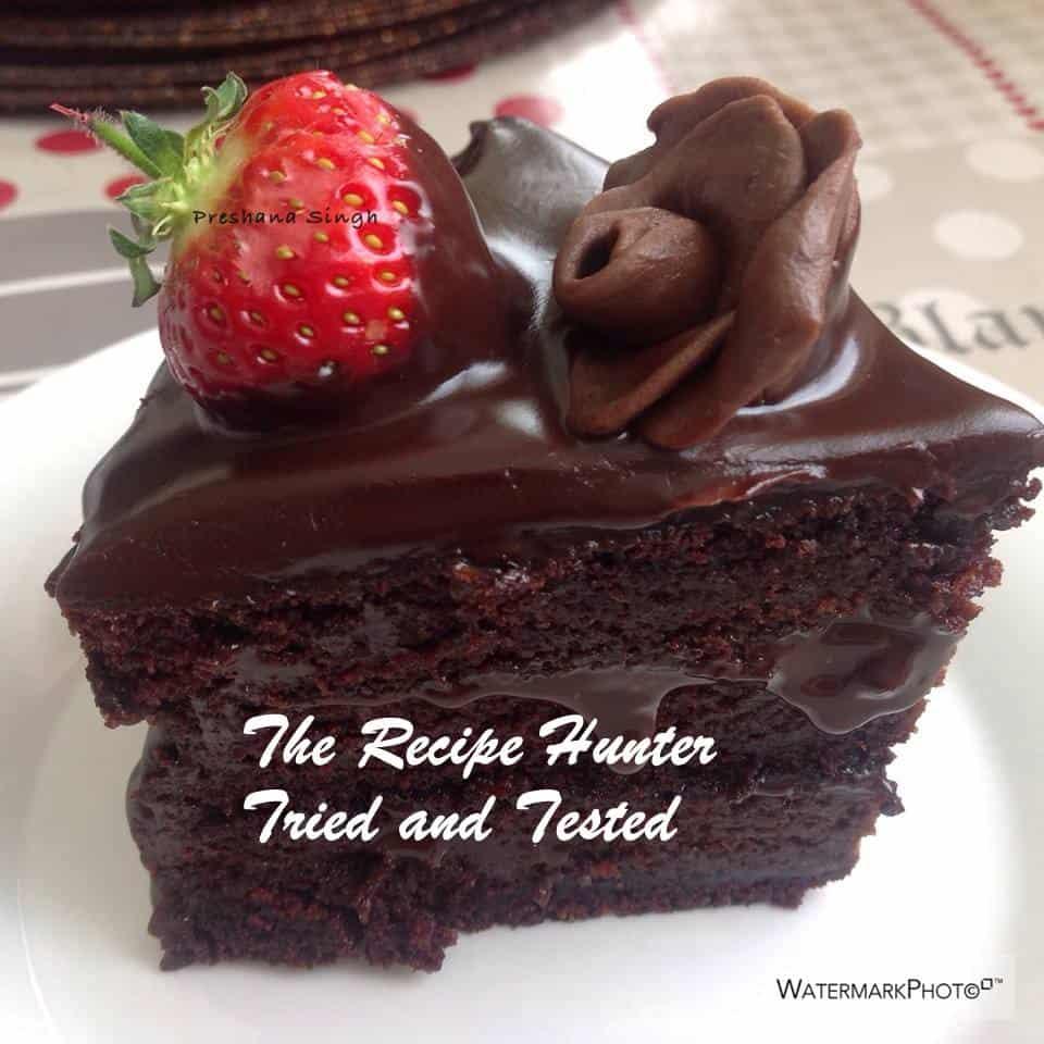 TRH Preshana's Easy chocolate cake2