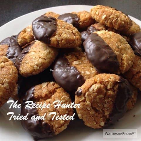 TRH Preshana's Oaty Biscuits (Mumsnet)