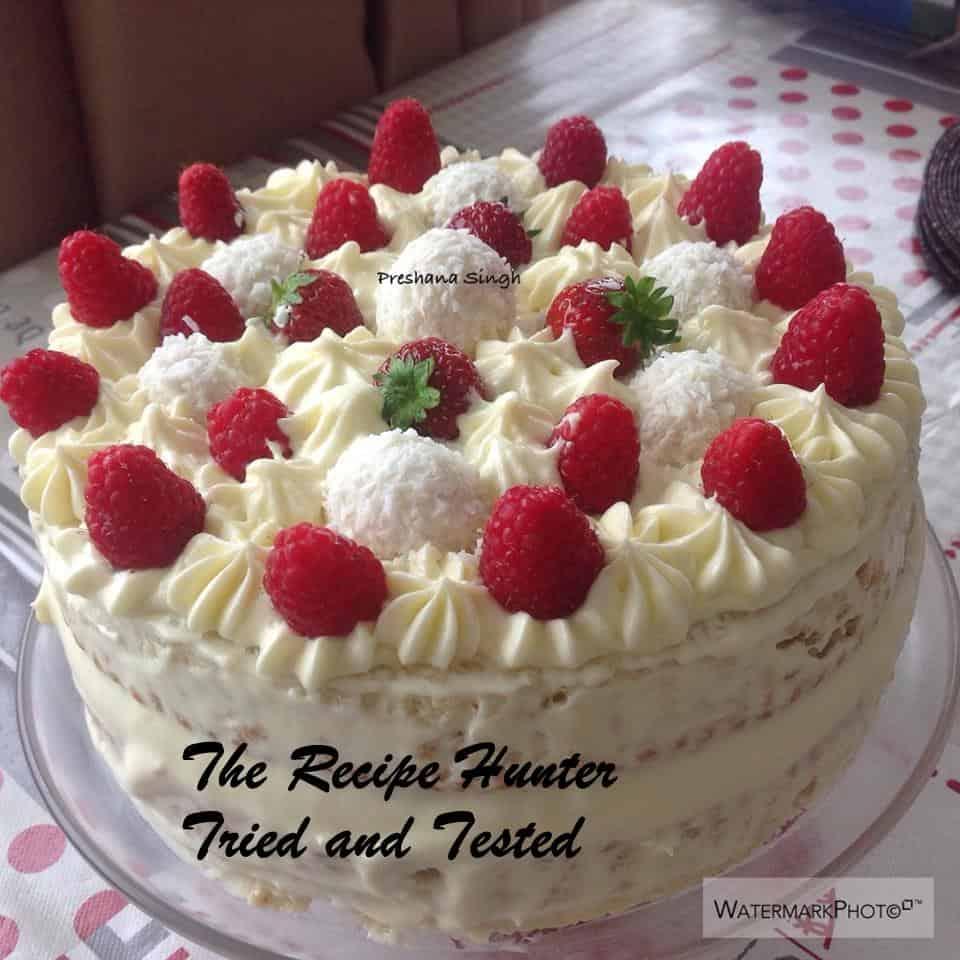 TRH Preshana's One Cup Yoghurt Cake1
