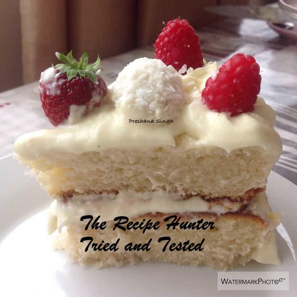 TRH Preshana's One Cup Yoghurt Cake2