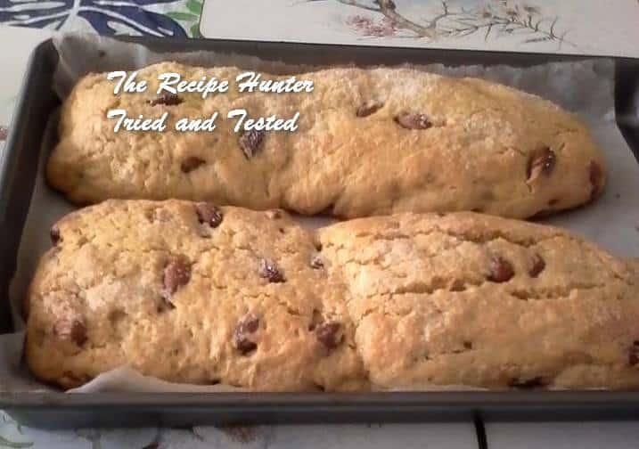 TRH Sadsac's Almond Biscotti
