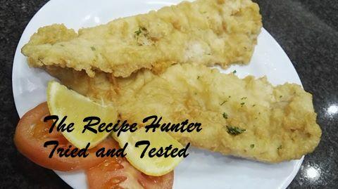 TRH Sureka's Batter fried fish
