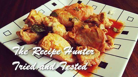 TRH Sureka's Chicken curry