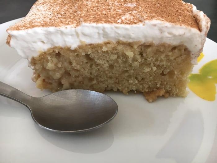 Tres Leches cake – 3 milk cake