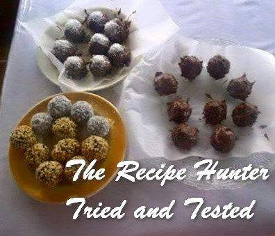 TRH Nazley's Oreo truffles