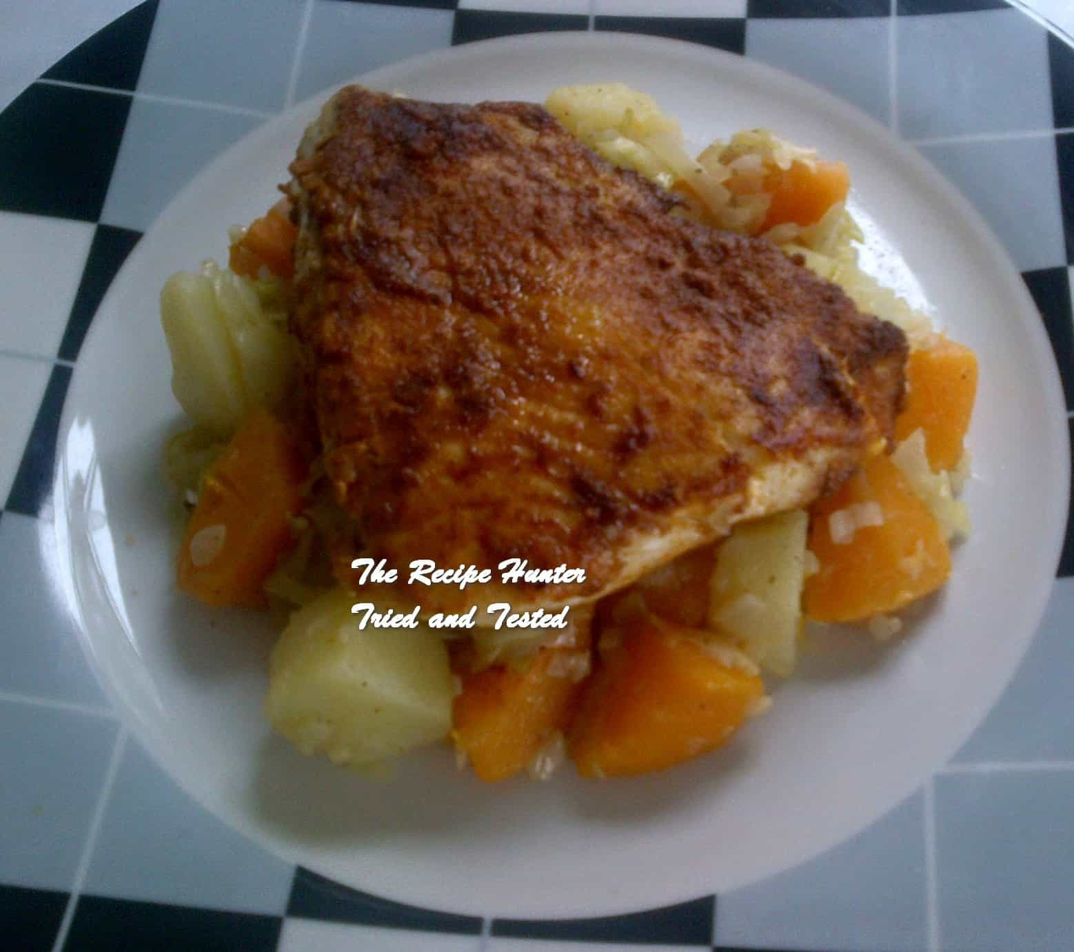 trh-nazleys-masala-fried-fish-served-on-a-bed-of-cabbage-potato-butternut-stirfry