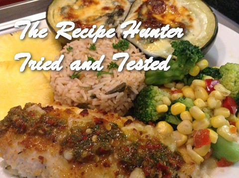Gail's Baked Chicken Breasts