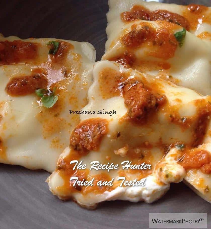 Preshana's Homemade pasta